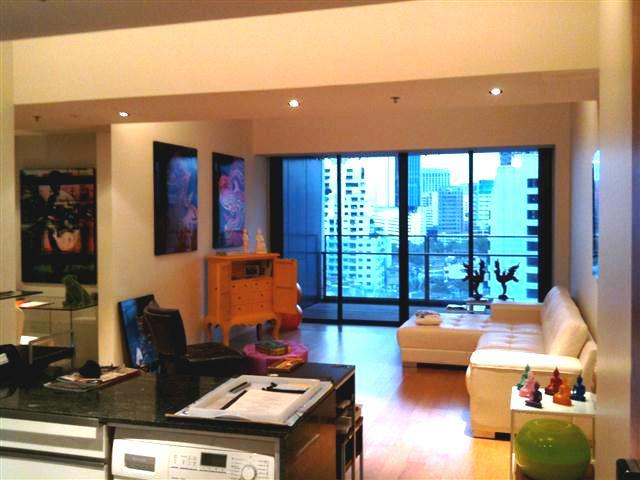 2 bedroom property at The Met for rent - Condominium - Thung Maha Mek - Sathorn