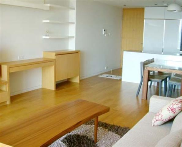 Two bedroom condo at The Met for rent - Condominium - Thung Maha Mek - Sathorn