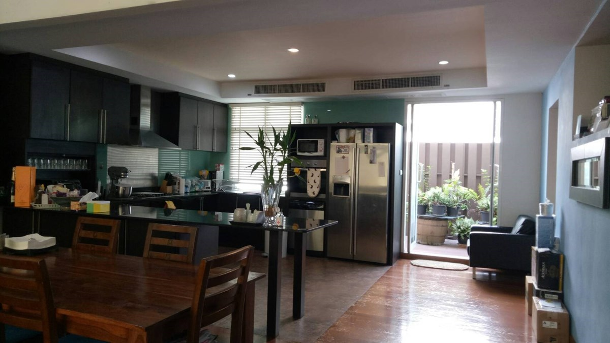 3 bedroom townhouse for rent at The Park Lane Ekkamai 12 - Town House - Ekkamai - Ekkamai