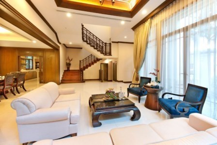 4 bedroom house for rent at L&H Villa Sathorn - House - Chong Nonsi - Sathorn