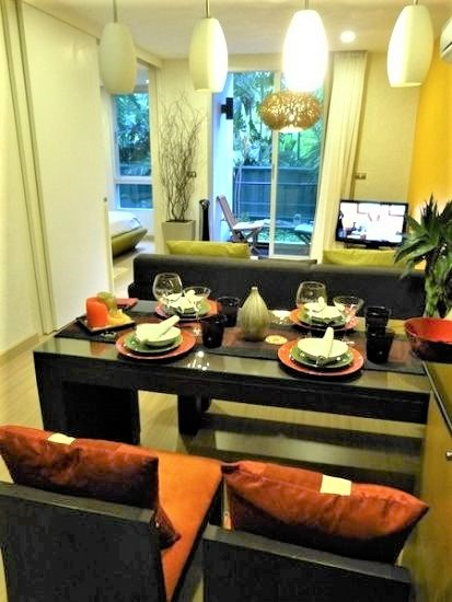 Tree Condo Sukhumvit 42 For Sale With Tenant - Condominium - Phra Khanong -