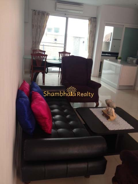 Baan Klang Krung Sathorn For Rent - Town House - Sathon -