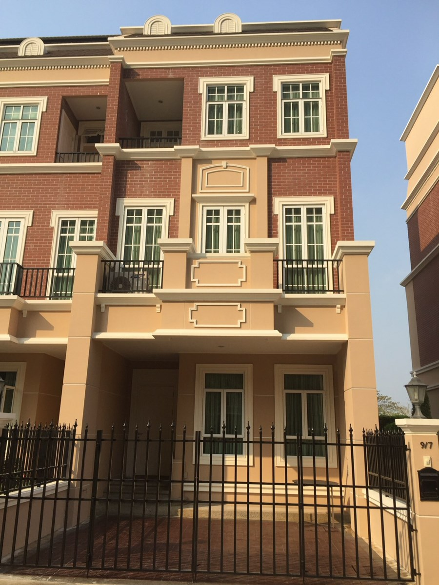 The Garden Square For Rent - Town House - Phra Khanong -