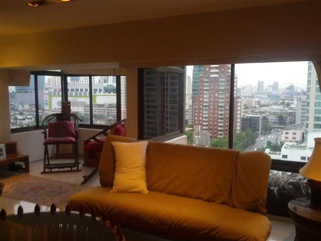 Sub Penthouse - Entire Floor in Central Bangkok 360 Degree Views