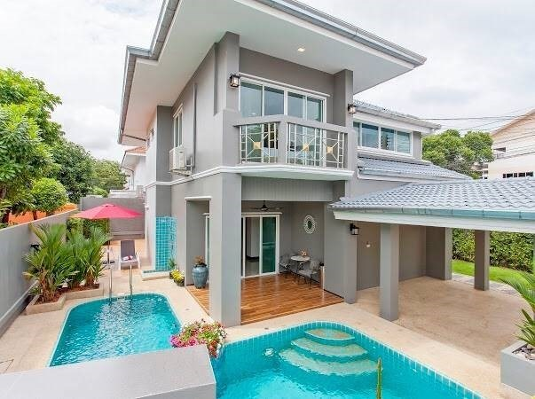 View Point Village - House - Jomtien - Soi Chaiyapruek
