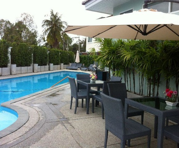 Sansuk Town - Town House - Pattaya East - East Pattaya