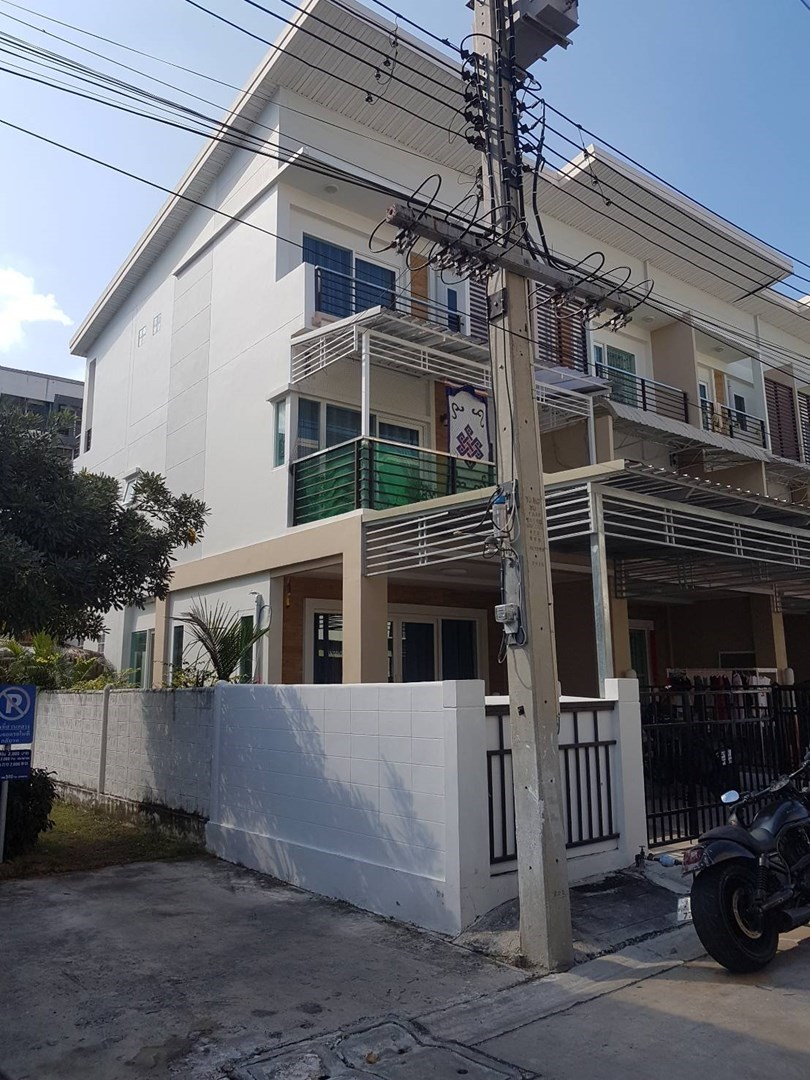 Supalai Ville Thepprasit for sale Pattaya - Town House - Pattaya - Pattaya