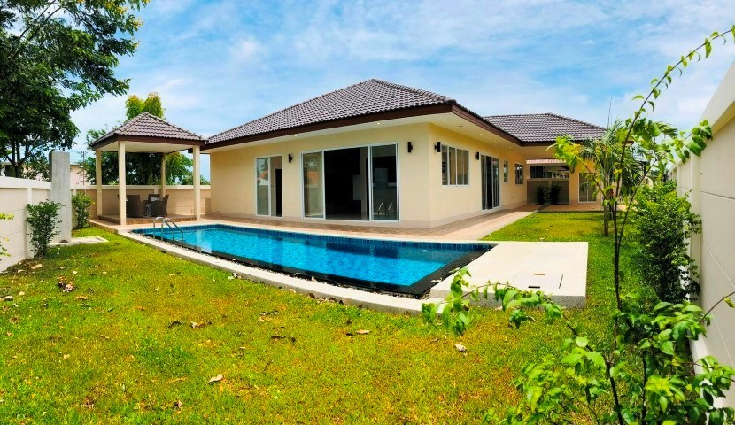 Huay Yai  Garden Ville 3 Pattaya House for sale - House - Jomtien East - Huai Yai