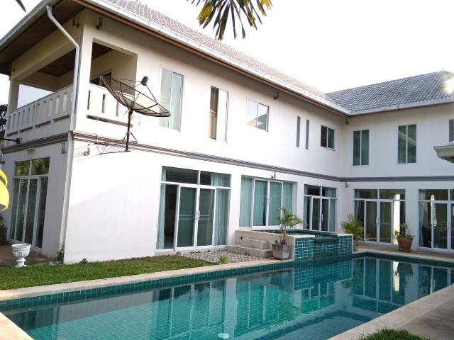Regents  House with private pool Pattaya for sale - House - Pattaya East - Pattaya East, Pattaya, Chon Buri
