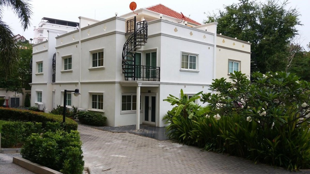 Semi Detached Pratumnak - Town House - Pratumnak -