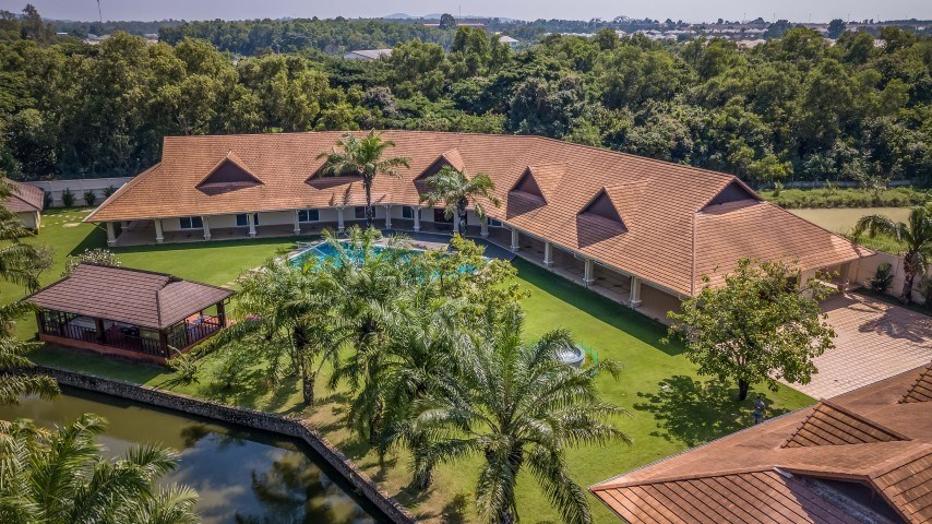 Luxury Resort style House with pool  For Sale Pattaya - House - Pattaya East - Pattaya East