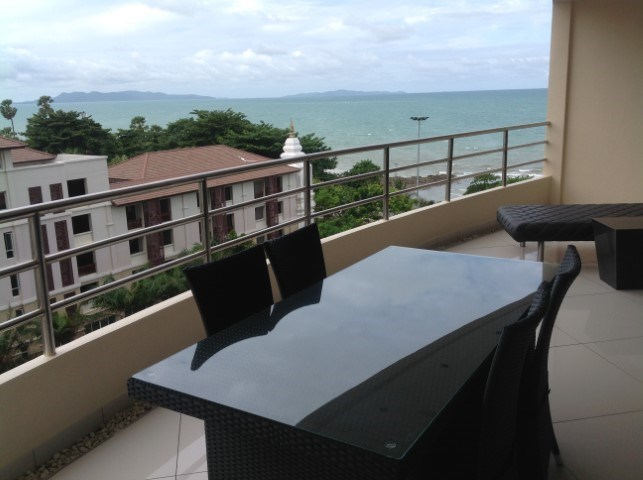 View Talay 3 - Sea View!! - Condominium - Pratumnak Hill - Pratumnak