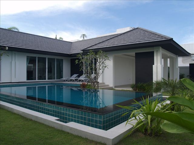 Palm Oasis Pool Villas - House - Jomtien - Jomtien