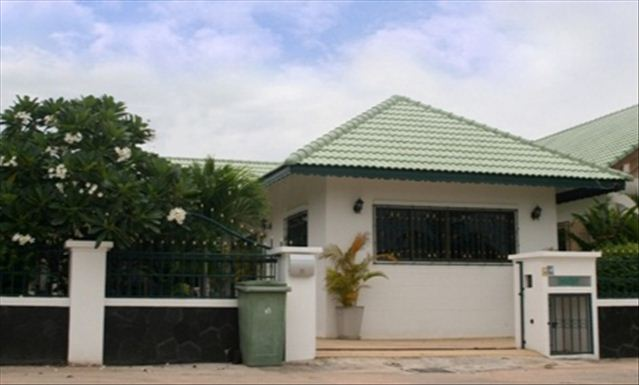 Paradise Hill 2 - House - Pattaya East - Near Siam Country Club