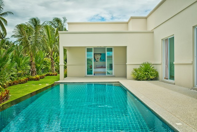 House  For Sale  Pattaya The Vineyard III  - House - Pattaya East - Lake Mabprachan
